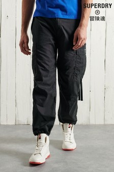 Superdry Parachute Taper Grip Pants