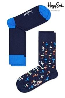 Happy Socks Socken mit Flamingo-Design im Zweierpack
