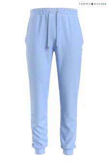 Tommy Hilfiger Blue Recycled Cotton Joggers
