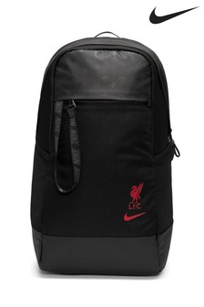 Nike Black Liverpool FC Backpack