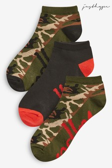 Hype. Trainer Socks Three Pack