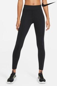 Nike Legasee Zip High Waisted Leggings