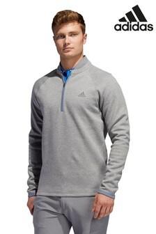 Haut adidas Golf Club à col zippé