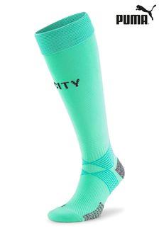 Puma® Manchester City Goalkeeper Junior Socks