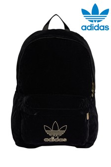 Бархатный рюкзак adidas Originals
