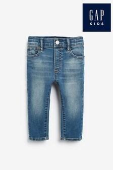Gap Blue Slim Taper Jeans