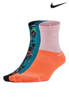 Nike Multi Ankle Socks 3 Pack