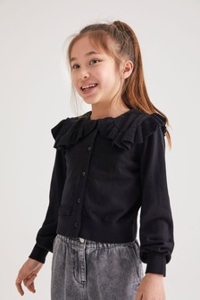 Collar Cardigan (3-16yrs)