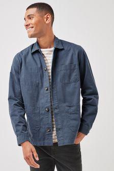 Ľahká košeľová bunda
