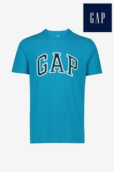Gap T-Shirt, Türkis