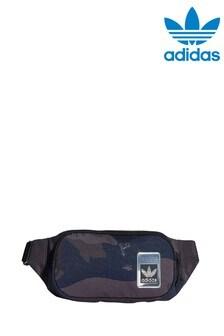 Поясная сумка с камуфляжным принтом adidas Originals