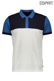 Esprit Blue Men's Polo Shirt