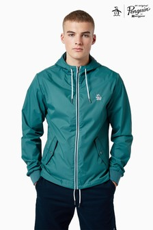 Original Penguin® Green Hooded Ratner Jacket