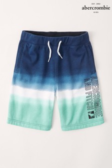 Abercrombie & Fitch Blue/Green Shorts