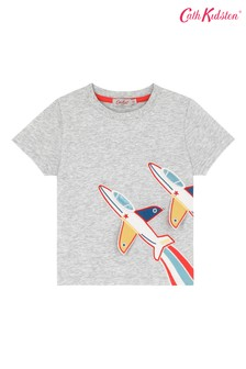 Cath Kidston® In The Sky T-Shirt, Creme