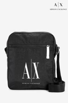 Armani Exchange Icon斜孭袋