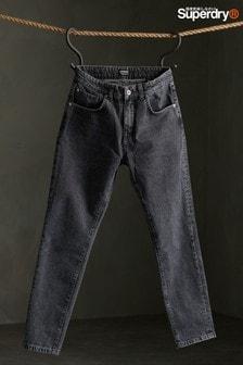 Dole zúžené džínsy Superdry 05 Conor
