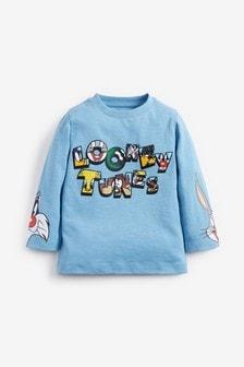 Looney Tunes® Jersey Long Sleeve T-Shirt (3mths-8yrs)