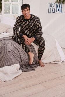 Matching Family Mens Falala Pyjamas