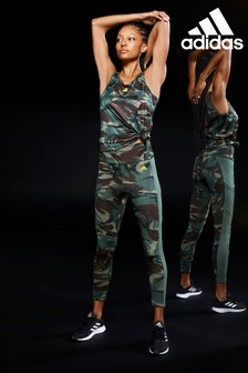 adidas 7/8-Leggings, camo
