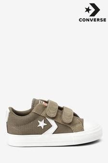 Pantofi sport pentru bebeluși cu 2 benzi cu scai Converse Star Player