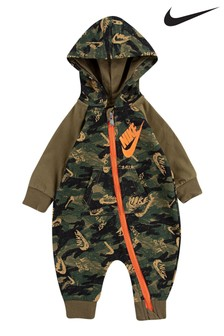 Nike Baby Camo All-In-One