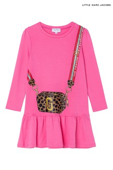 The Marc Jacobs Pink Frill Dress