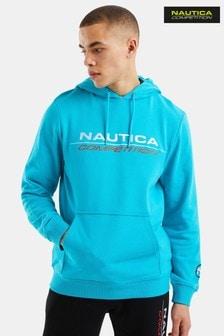 Nautica Competition Blue Convoy Overhead Hoody (252882)   $69