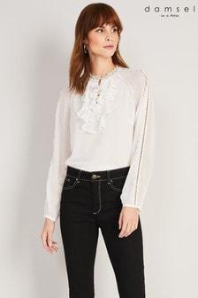 חולצת Zaniaלבנה שלDamsel In A Dress