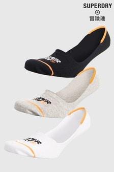 Superdry隱形運動襪
