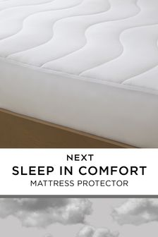 Sleep In Comfort Mattress Protector