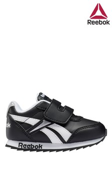 Reebok Black/White Trainers