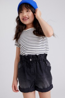 Paperbag Shorts (3-16yrs)