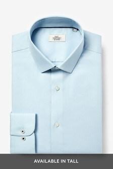 Хлопковая фактурная рубашка