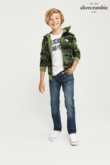 Abercrombie & Fitch Mid Blue Skinny Jeans