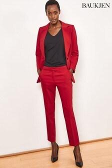 Baukjen Red Rio Trousers