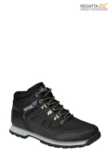 Regatta Black Aspen Boots