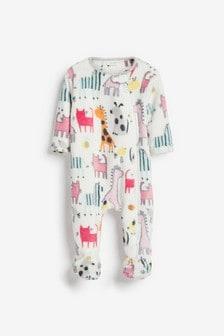 Флисовая пижама с персонажами (0 мес. - 3 лет)