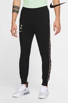 Nike - Zwarte Tottenham Hotspur fleece joggingbroek