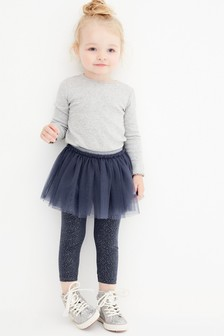 Tutu And Sparkle Leggings (3mths-7yrs)