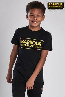 Barbour® International Boys Logo T-Shirt