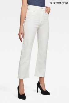 G-Star Tedie Ultra High Straight Ankle Jeans