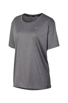 Nike Curve Miller Lauf-Top
