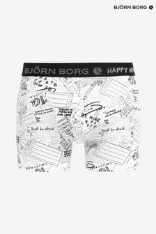 Bjorn Borg Single New Year Trunks