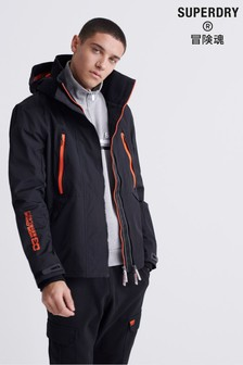 Superdry Hooded Tech SD-Windattacker Jacket
