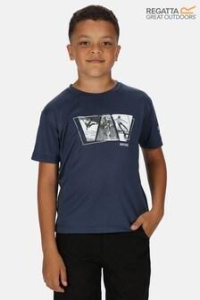 Koszulka Regatta Alvarado z bardzo szybko schnącego materiału