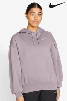 Sweat à capuche Nike Trend en polaire à enfiler