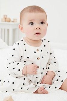 幾何印花連衣裙 (0個月至3歲)