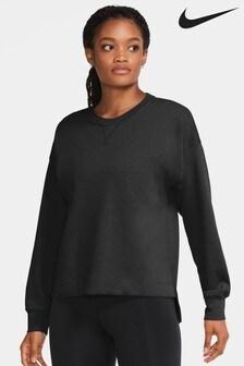 Nike Yogasweatshirt aus Fleece für Damen