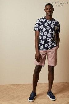 Ted Baker Mirtilo Semi Plain Shorts